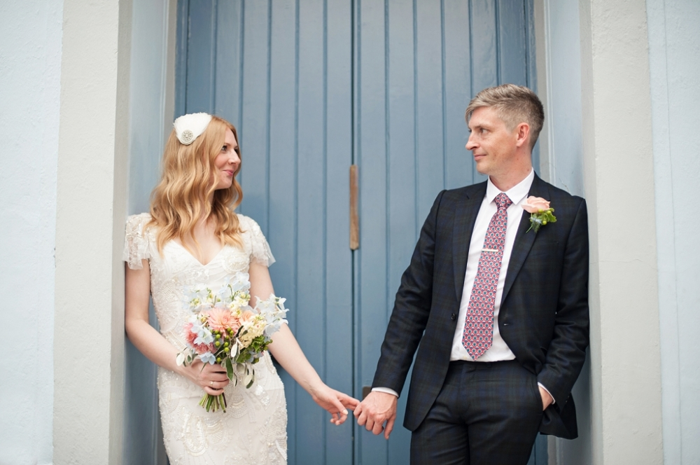London Wedding Photography with Bea and Lee at Camden Town Hall ...